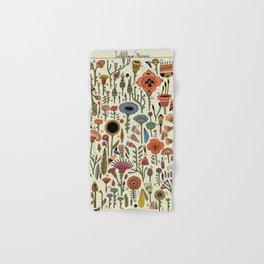 Wildflower Chart Hand & Bath Towel