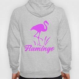 Flamingo Pink Bird Animal Trend Flamingoe Gift  Hoody