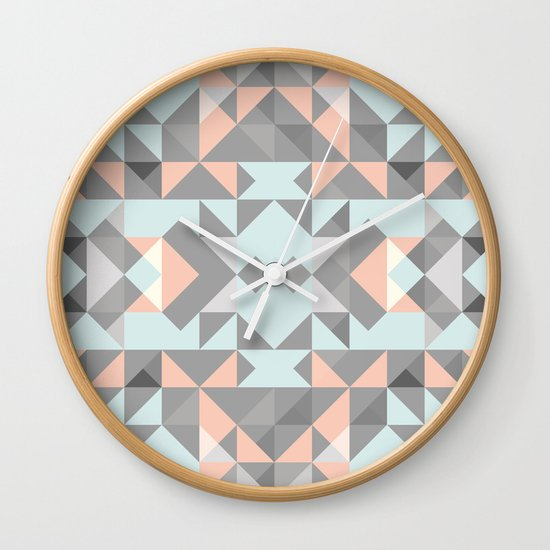 easygoing Wall Clock