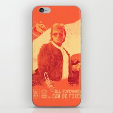He who will fix it all iPhone & iPod Skin