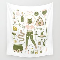 The Witch Wall Tapestry