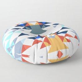 Aztec 5 Floor Pillow