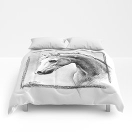 Horse 1 Comforters