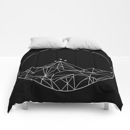 The Night Court Symbol Comforters