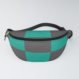classic retro plaid Ljosa Fanny Pack