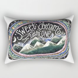 Sweet Dreams Little One Rectangular Pillow
