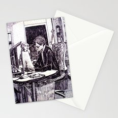 the office Stationery Cards