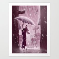 Season for Love Art Print