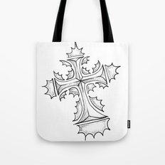 HollyCross Sketch Tote Bag