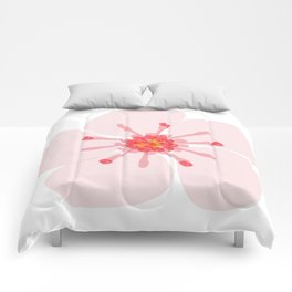 Sakura flower Comforters
