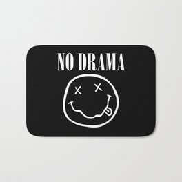 No Drama Bath Mat
