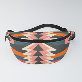 Colorful ethnic decoration Fanny Pack