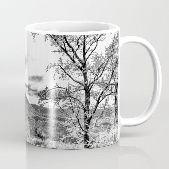 Vermont Winter Landscape Mug