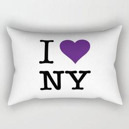 I love NY Rectangular Pillow