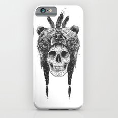 Dead shaman (b&w) Slim Case iPhone 6