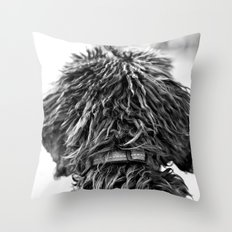 Scout! Throw Pillow