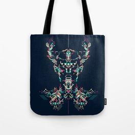 Space Viking Tote Bag