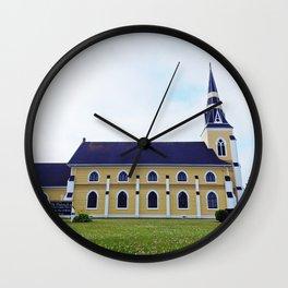 St Patrick's Wall Clock