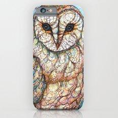 Barn Owl Slim Case iPhone 6
