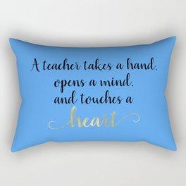Teacher Gifts Rectangular Pillow