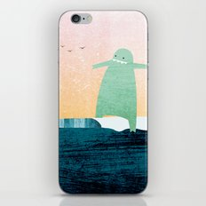 Monster Wave iPhone & iPod Skin