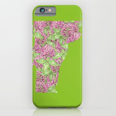 Vermont in Flowers iPhone 6s Slim Case
