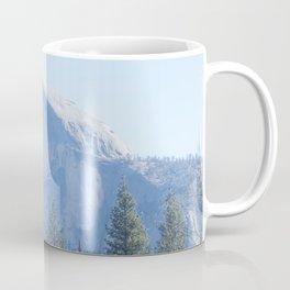 Half Dome and Merced River Coffee Mug
