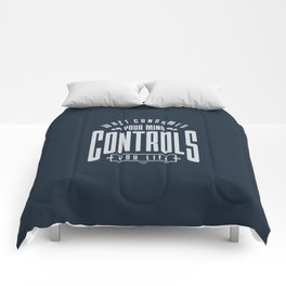 What Consumes Your Mind Comforters