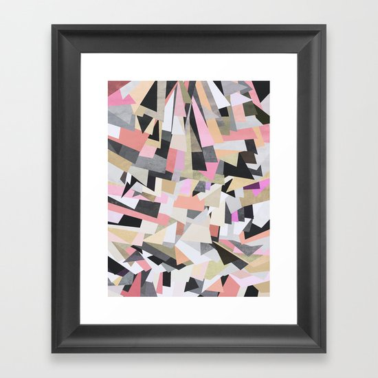 Ray of Light Framed Art Print