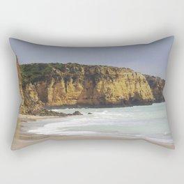 Cliffs along the Atlantic Ocean Rectangular Pillow
