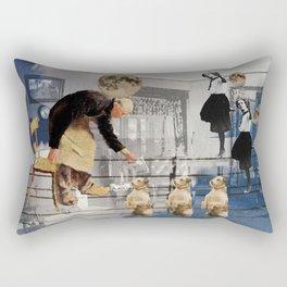 GO FETCH THE MOON Rectangular Pillow