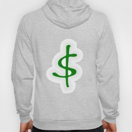 Shrinking Dollar Hoody