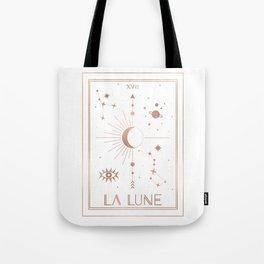 La Lune or The Moon White Edition Tote Bag