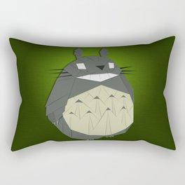 Totorigami Rectangular Pillow