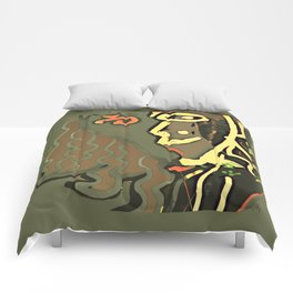Seduction / Memories / Follies Collection Comforters