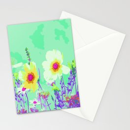 Flores Silvestres Stationery Cards