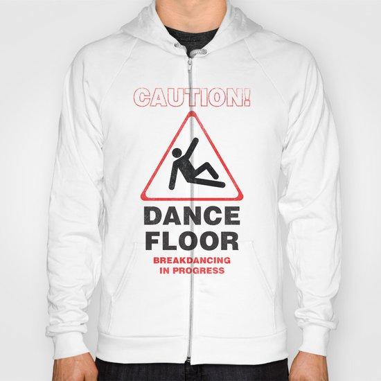 Cuation: breakdancing Hoody