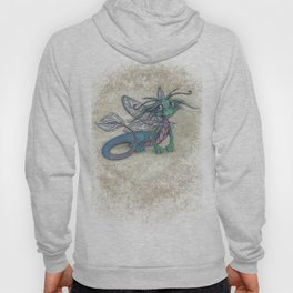 Dragonfly Dragon Hoody