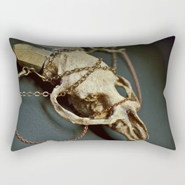 The MuskRat King Rectangular Pillow