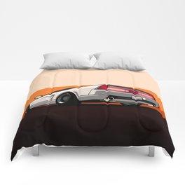 White Honda Acura NSX Comforters