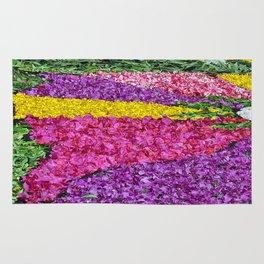 flower carpet Rug