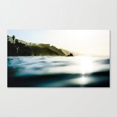 Malibu Seascape Canvas Print