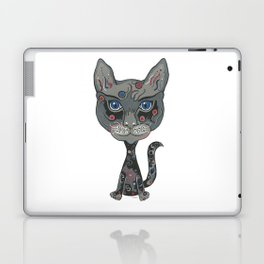 Tattoo Cat Laptop & iPad Skin