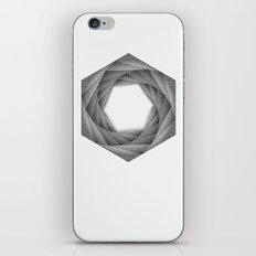 STIPPLE HEXAGON iPhone & iPod Skin