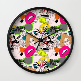 Bring Back My Girls Wall Clock