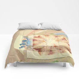 Numerably Touch Flowers  ID:16165-132620-50181 Comforters