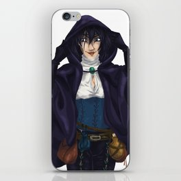 The Magpie iPhone Skin
