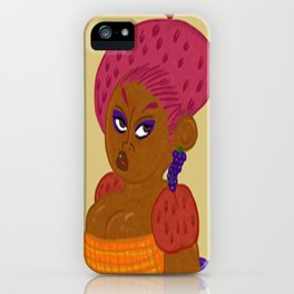Sister Fruit iPhone Case