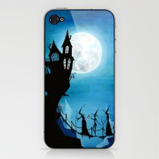 Witch Sisters Journey Home iPhone & iPod Skin