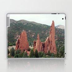 Spires - Garden of the Gods Laptop & iPad Skin